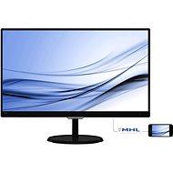"23"" Philips 237E7QDSB - LCD monitor"