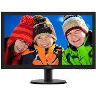 "23.6"" Philips 243V5LHSB5 - LCD monitor"