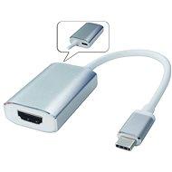 PremiumCord USB 3.1 na HDMI s hliníkovým puzdrom - Redukcia