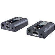 PremiumCord HDMI2.0 extender na 60m cez jeden kabel Cat6/6a/7 - Extender