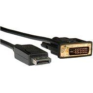 ROLINE DisplayPort - DVI prepojovací, tienený, 3 m - Video kábel