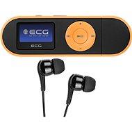 ECG PMP 20 4 GB Black & Orange