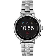 Fossil Venture HR Stainless Steel - Smart hodinky