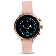 Fossil Sport Blush Silicone - Smart hodinky