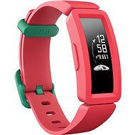 Fitbit Ace 2 Watermelon/Teal Clasp - Fitness náramok