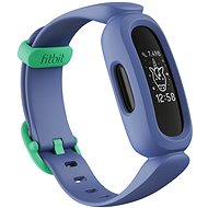 Fitbit Ace 3 Cosmic Blue/Astro Green - Fitness náramok