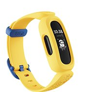 Fitbit Ace 3 Black/Minions Yellow - Fitness náramok