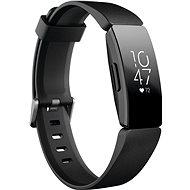 Fitbit Inspire HR Black - Fitness náramok