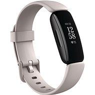 Fitbit Inspire 2 – Lunar White/Black - Fitness náramok