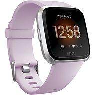 Fitbit Versa Lite Lilac/Silver Aluminum - Smart hodinky