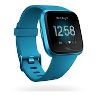 Fitbit Versa Lite Marina Blue/Marina Blue Aluminum - Smart hodinky