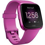 Fitbit Versa Lite Mulberry/Mulberry Aluminum - Smart hodinky