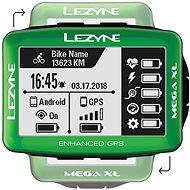 Lezyne Mega XL GPS Green
