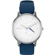 Withings Move Timeless Chic – White/Silver - Smart hodinky