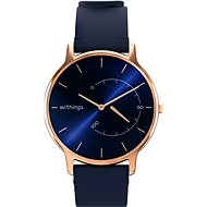 Withings Move Timeless Chic – Blue/Rose Gold - Smart hodinky