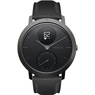 Withings Steel HR (40 mm) LIMITED EDITION – Slate Grey/Black