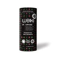 Hnojivo WEIKI Probiotika weiki pre celú záhradu (približne 250 litrov zálievky)