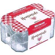 Westmark hranatá 288 ml, 6 ks - Sada pohárov