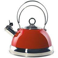 Wesco Kanvica na varenie vody červená, 2,5 l - Varná kanvica