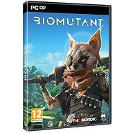 Biomutant - Hra na PC