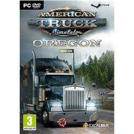 American Truck Simulator Oregon - Herný doplnok