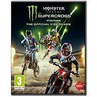 Monster Energy Supercross - Hra pre PC