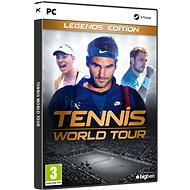 Tennis World Tour – Legendárna edícia - Hra na PC