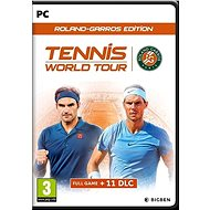 Tennis World Tour – RG Edition - Hra na PC
