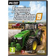Farming Simulator 19 - Hra na PC