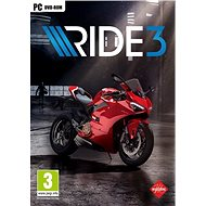 RIDE 3 - Hra na PC
