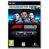 F1 2018 - Hra na PC