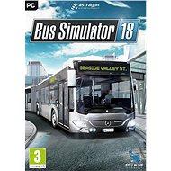Bus Simulator 18 - Hra na PC