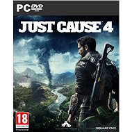 Just Cause 4 - Hra na PC