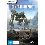 Generation Zero - Hra na PC