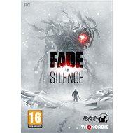 Fade to Silence - Hra na PC