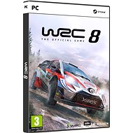 WRC 8 The Official Game - Hra na PC