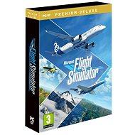 Microsoft Flight Simulator – Premium Deluxe Edition - Hra na PC