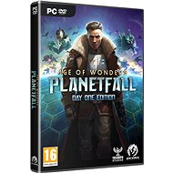 Age of Wonders: Planetfall - Hra na PC
