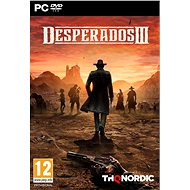 Desperados III - Hra na PC