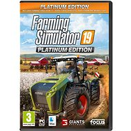 Farming Simulator 19 Platinum Edition - Hra na PC