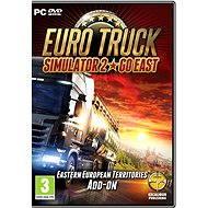 Euro Truck Simulator 2: Na východ! CZ - Herný doplnok