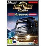 Euro Truck Simulator 2: Skandinávie CZ - Herný doplnok