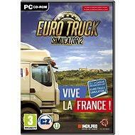 Euro Truck Simulator 2: Vive la France! - Herný doplnok