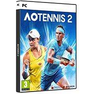 AO Tennis 2 - Hra na PC