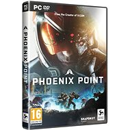 Phoenix Point - Hra na PC