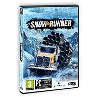 SnowRunner - Hra na PC