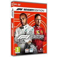 F1 2020 – Seventy Edition - Hra na PC