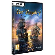 Port Royale 4 - Hra na PC