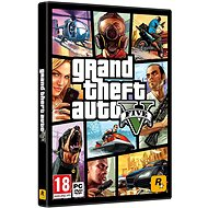 Grand Theft Auto V (GTA 5) - Hra pre PC