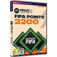 FIFA 22 – 2200 FUT POINTS